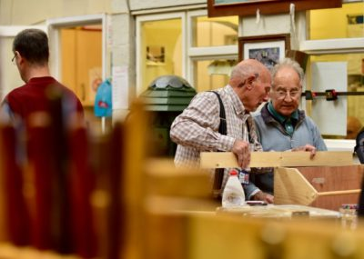 Men in sheds group